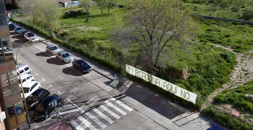 El Ayuntamiento de Madrid aprobará la construcción de un Mercadona que rechaza el vecindario