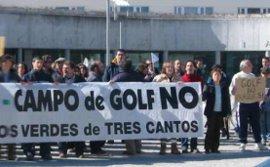El Ayuntamiento de Tres Cantos aprueba la construcción de un campo de golf a pesar del rechazo del vecindario y de todos los partidos de la oposición