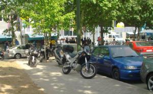 El Ayuntamiento se compromete a mejorar la movilidad en el entorno de la Caja Mágica