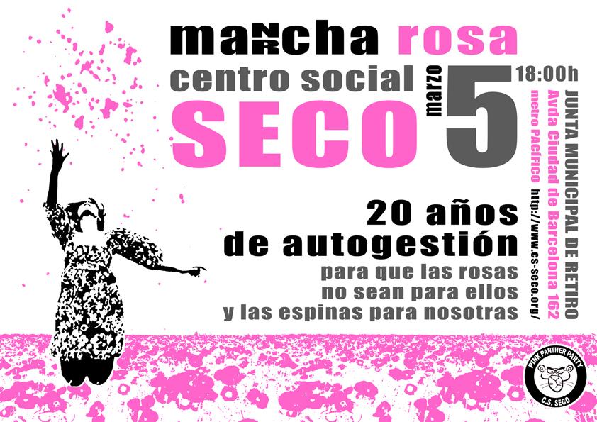 El Centro Social Seco celebra su 20º aniversario