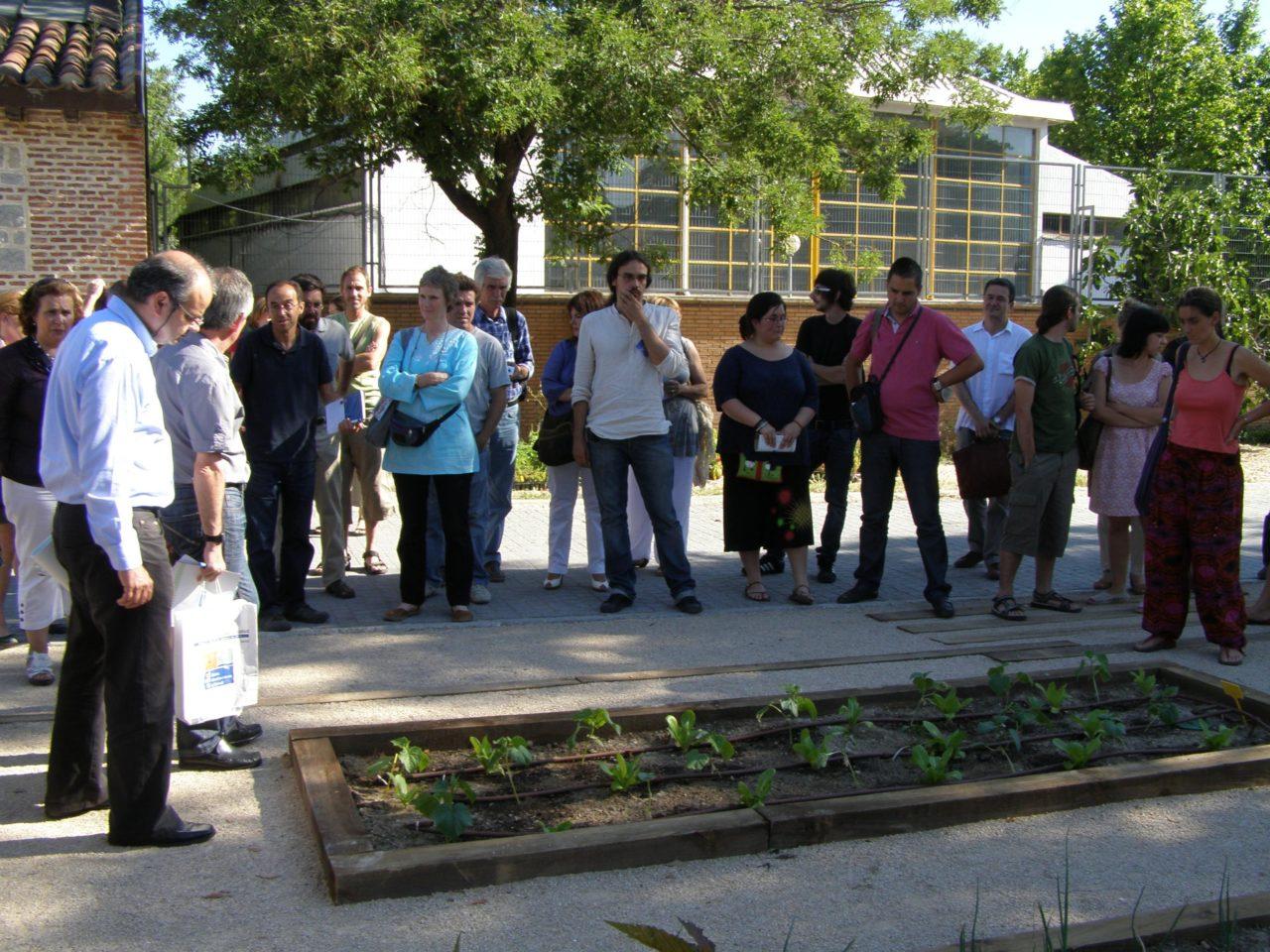 El Centro de Educación Ambiental del Retiro abre sus puertas