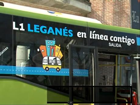 El Consorcio de Transportes y la Empresa Martín de Transporte no cumplen en Leganés
