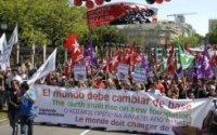 El Foro Enlazando Alternativas, en el programa Más Voces Madrid