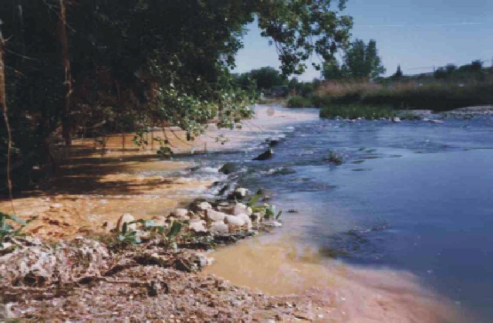 El Gobierno regional permite la actividad de siete graveras ilegales en el Parque Regional del Sureste