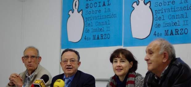 El agua, fuera de la directiva europea sobre privatizaciones de servicios públicos