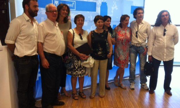 El movimiento vecinal y el Ayuntamiento de Madrid desarrollarán 8 nuevos planes de barrio en Villaverde, Latina, Puente de Vallecas, Usera y Centro
