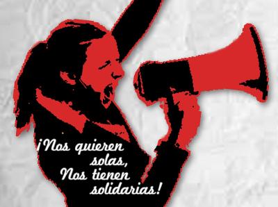 El sábado 13-F tenemos una cita para luchar unidos contra la represión