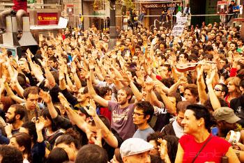 El sábado 28 a las 12h, asambleas del movimiento del 15-M en cada barrio y pueblo de Madrid