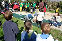 El vecindario de Butarque declara inaugurado el Tramo II del Parque Lineal del Manzanares