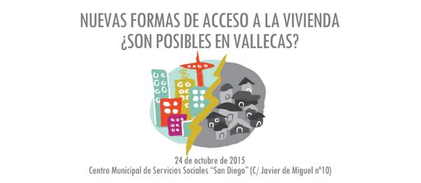 En busca de nuevas formas de acceso a la vivienda en Vallecas