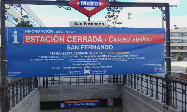 En el aniversario de su cierre, reclaman la reapertura de la línea 7B de Metro y la reparación de las viviendas