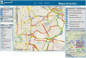 Este mes se publicará en papel la guía sobre el uso de la bici en Madrid