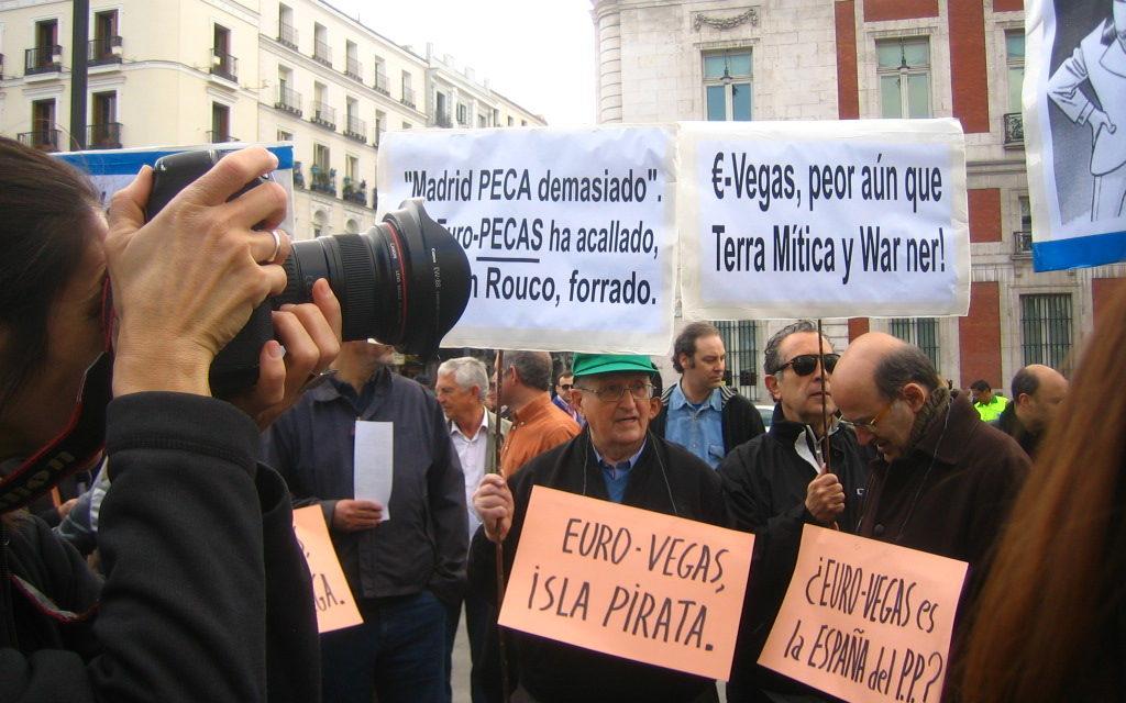 Eurovegas fomentaría un modelo turistico insostenible e injusto