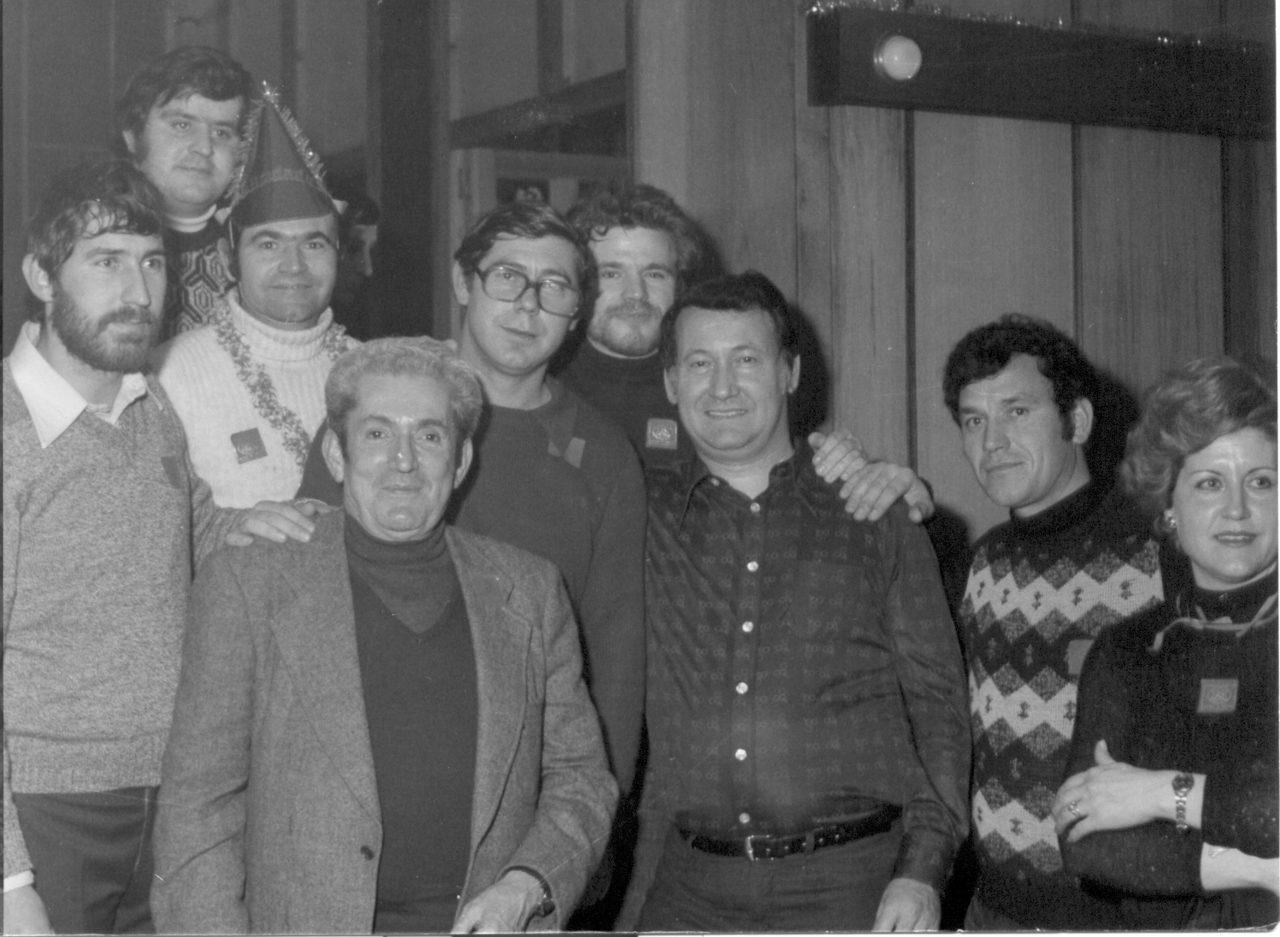 Fallece Marcelino Camacho, fundador de las Comisiones Obreras