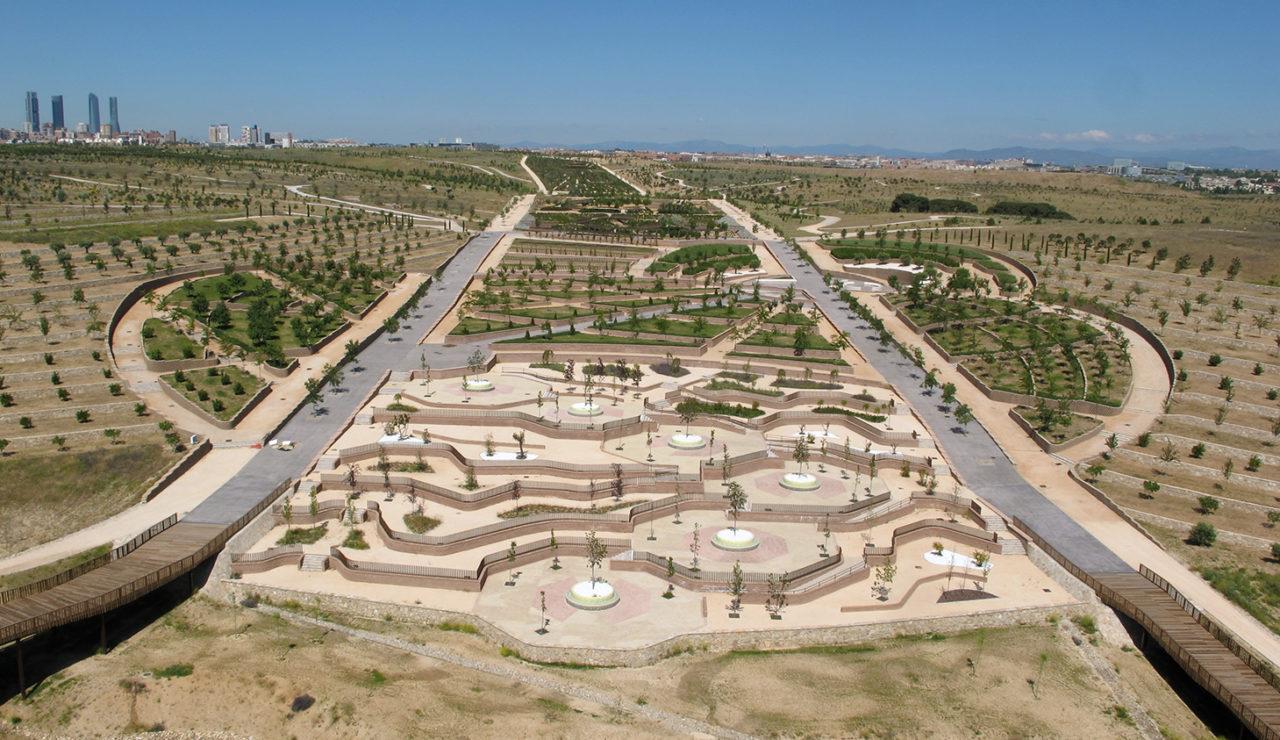 Hortaleza rechaza llamar Felipe VI al parque de Valdebebas