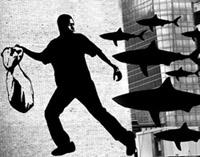 Jueves 12-F: jornada por la despenalización del top-manta