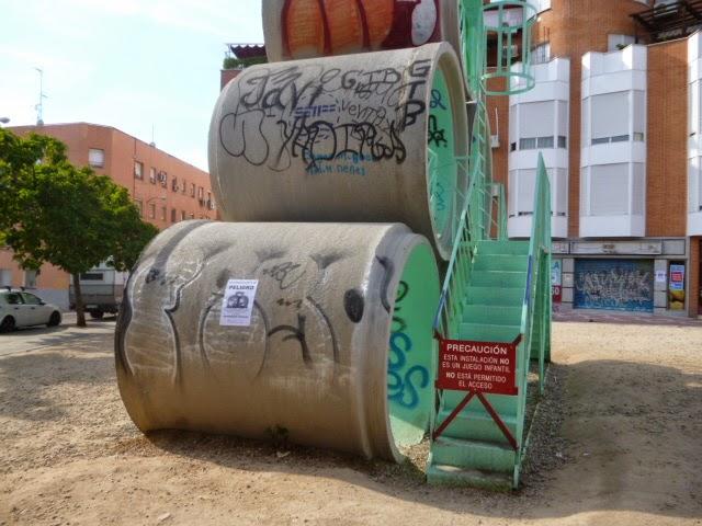 LA AV Cuatro Caminos-Tetuán somete a consulta la permanencia del Hypertube