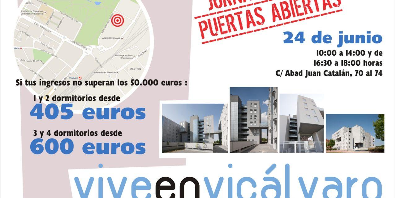 LA EMVS vende más vivienda pública, en esta ocasión en Vicálvaro