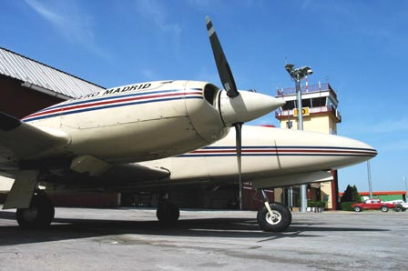 La AV Carabanchel Alto pide el traslado del aeropuerto de Cuatro Vientos