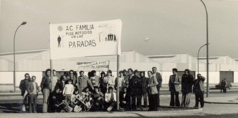 La AV Fleming de Coslada celebra 40 años de solidaridad y lucha