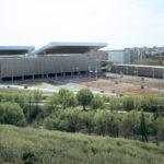"""La AV de San Fermín se opone a que la ampliación de la Caja Mágica """"se coma"""" parte del Parque Lineal"""