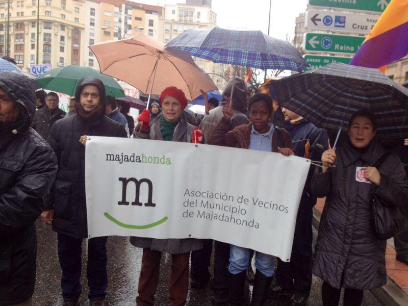 La AV de Majadahonda reclama al Ayuntamiento la cesión gratuita de un local para entidades sociales