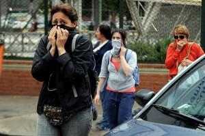La AV de Majadahonda reclama el fin de los malos olores procedentes de la central de basuras de Ferencvaros