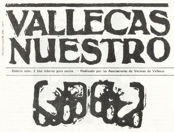 """La Biblioteca Pública de Vallecas acoge hasta el 31 de mayo la muestra """"40 años de acción vecinal"""""""