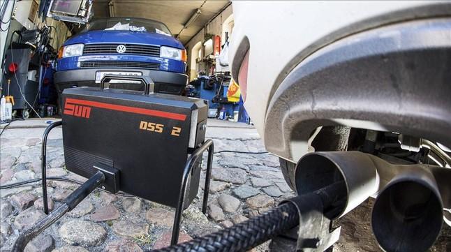 La Campaña contra los Malos Humos exige información al Gobierno sobre el sistema de control de emisiones de los vehículos