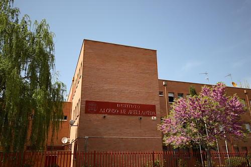 La Consejería de Educación elimina las plazas de ESO del IES Alonso Avellaneda de Alcalá