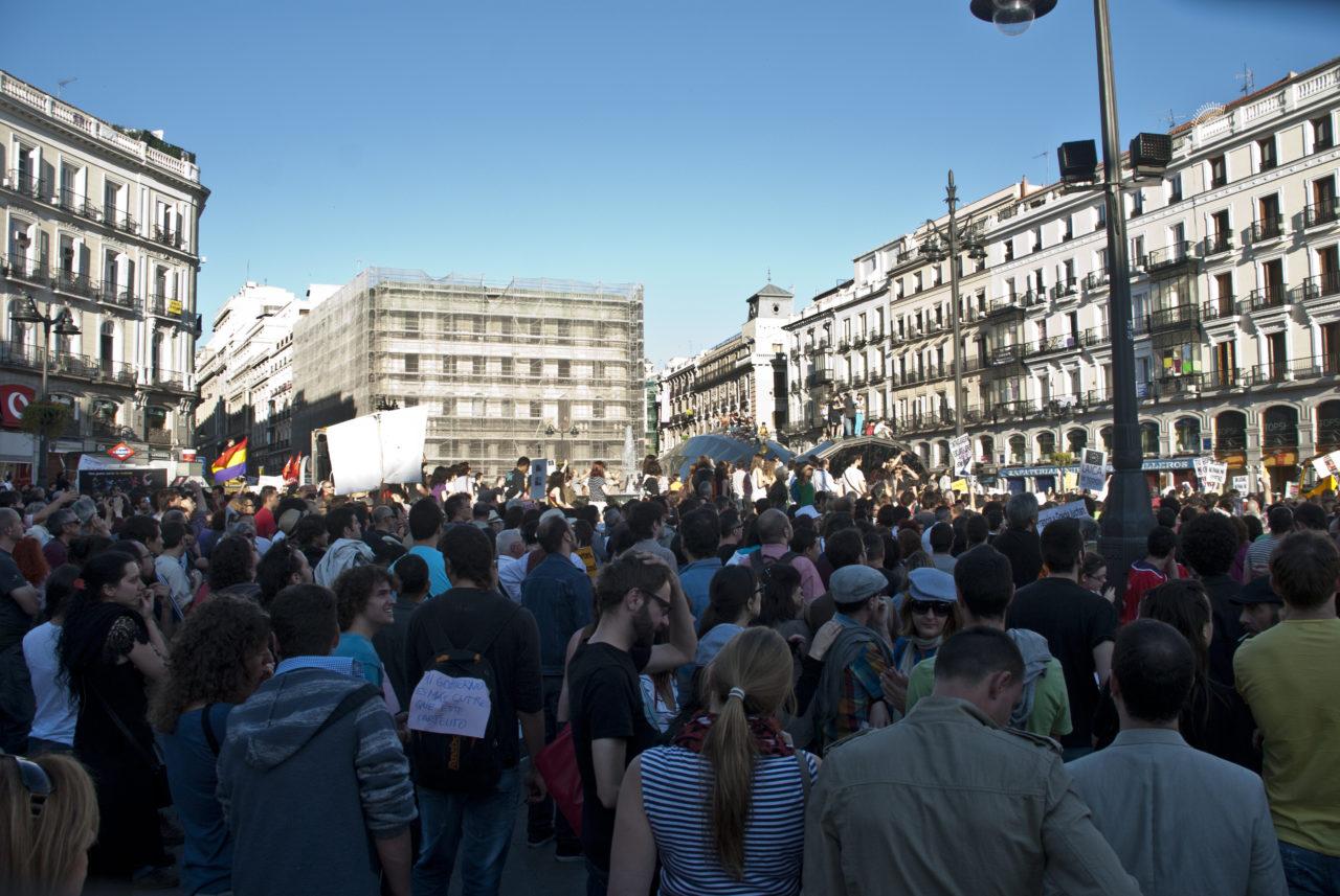 La FRAVM anima a la ciudadanía a apoyar las movilizaciones para exigir una democracia real