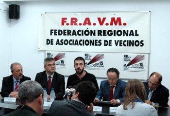 La FRAVM convoca una concentración contra la tasa de la basura el 15 de noviembre en la Puerta del Sol