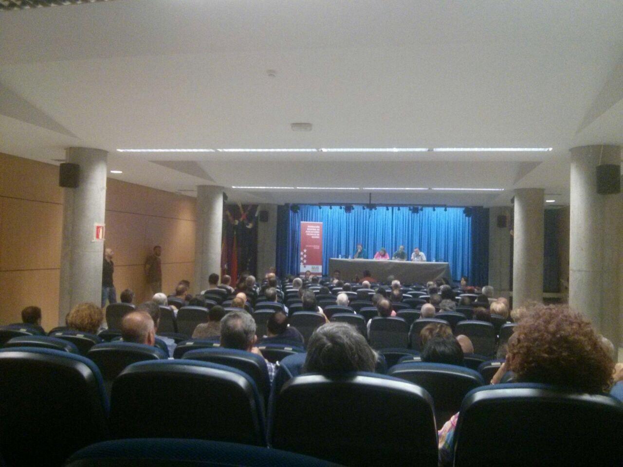 La FRAVM debate sobre su estrategia de acción tras las elecciones municipales y autonómicas
