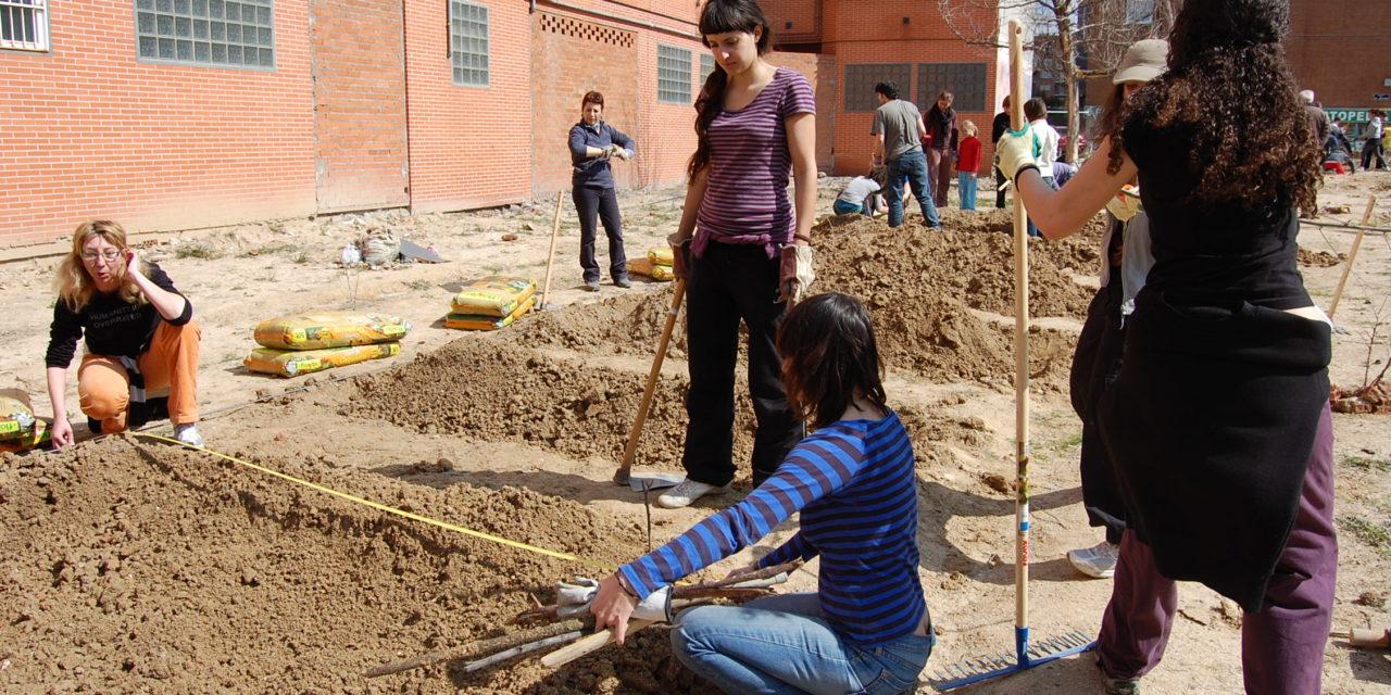 La FRAVM denuncia el incumplimiento por parte del Ayuntamiento de Madrid de los acuerdos sobre los huertos urbanos comunitarios