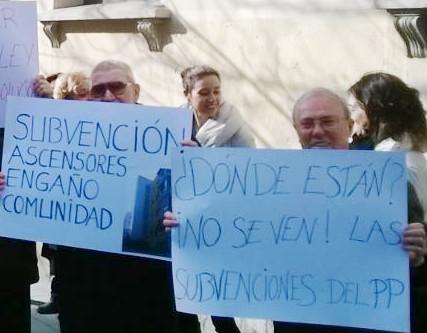 La FRAVM exige a la Comunidad que abone los 10 millones que todavía debe a 20.000 hogares por ayudas a la rehabilitación