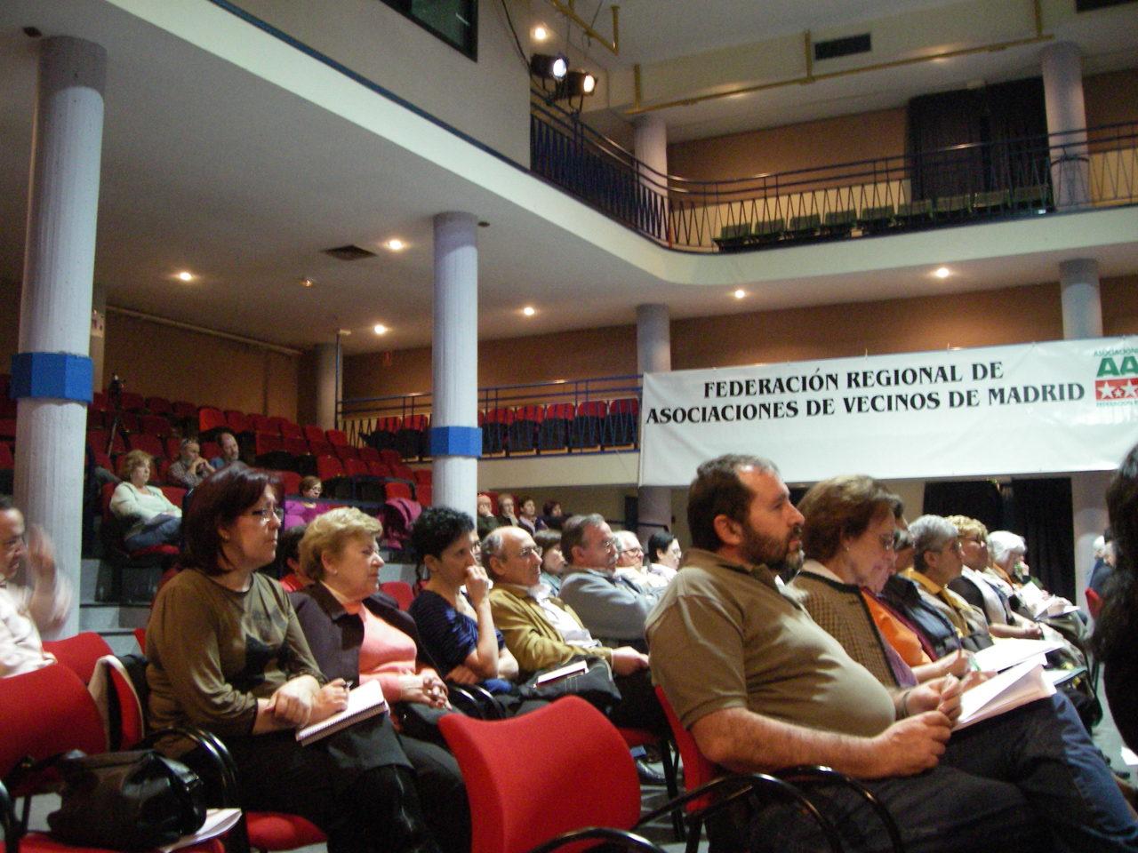 La FRAVM inicia una ronda de reuniones con las asociaciones federadas