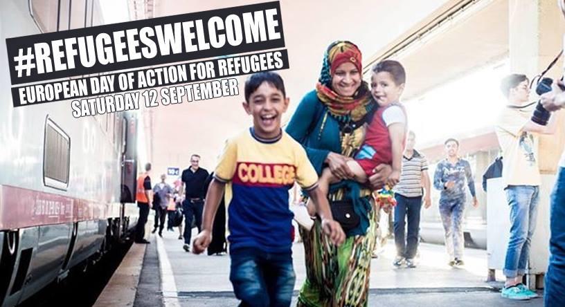 La FRAVM llama a movilizarse el Día Europeo de Acción por los Refugiados