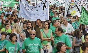 """La FRAVM muestra su apoyo a la AV de Palomeras Bajas por la polémica de las camisetas verdes, una """"gracieta de la presidenta para desviar la atención"""""""