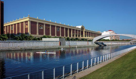 La FRAVM pide al Ayuntamiento la inmediata paralización de las obras del centro comercial Plaza Río 2, en Madrid Río
