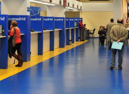 La FRAVM, por la remunicipalización de Línea Madrid