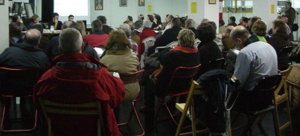 La FRAVM presenta su calendario de movilizaciones en defensa de la sanidad pública