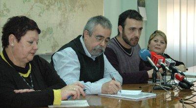 La FRAVM presenta sus propuestas al candidato de IU, Ángel Pérez