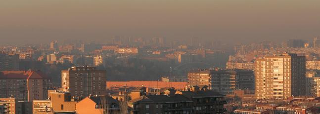 La FRAVM presenta sus propuestas de modificación de la red de medición de la contaminacion atmosferica de Madrid