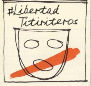 La FRAVM reclama la inmediata puesta en libertad de los titiriteros