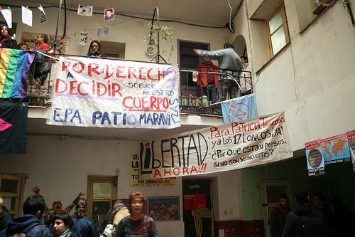 La Federación Vecinal pide la paralización del desalojo del Centro Social Patio Maravillas