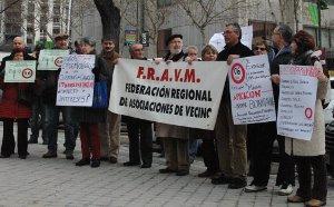 La Federación vecinal exige una normativa sobre electromagnetismo más restrictiva y próxima a Europa