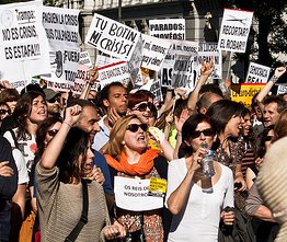 La Federación vecinal llama a la ciudadanía madrileña a marchar el domingo contra los recortes sociales