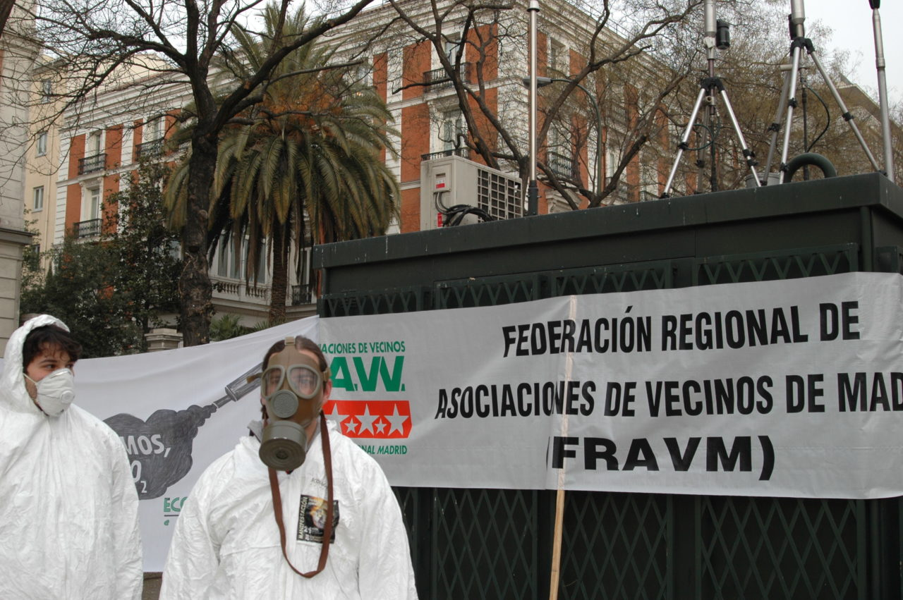 La Fiscalía de Medio Ambiente investiga la contaminación atmosférica de Madrid