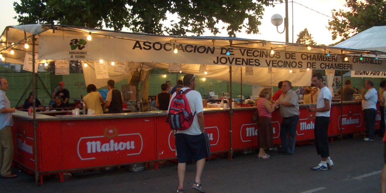La Junta Municipal pone fin a 30 años de tradición festiva en Chamberí