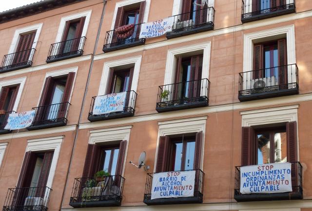 La Latina exige ser Área de Prioridad Residencial